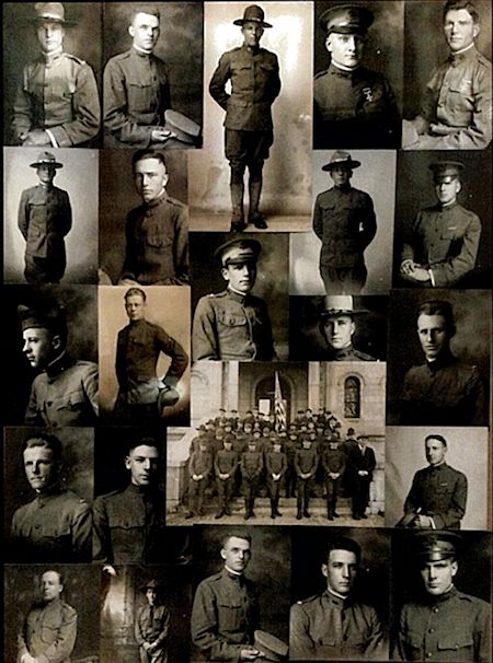 Our Soldiers in World War I